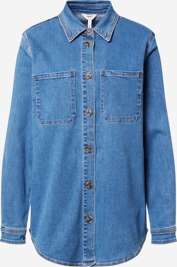 OBJECT Μπλούζα σε μπλε ντένιμ, Άποψη προϊόντος
