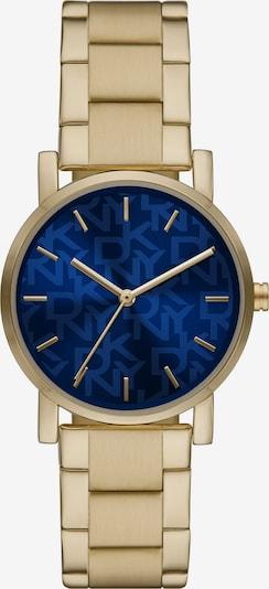 DKNY Uhr in nachtblau / gold, Produktansicht