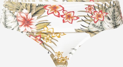 Pantaloncini per bikini 'LAHAINA' Banana Moon di colore beige / colori misti, Visualizzazione prodotti