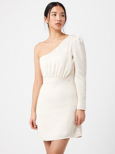 NU-IN Kleid in creme, Modelansicht
