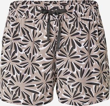 ESPRIT Панталон пижама в бежово