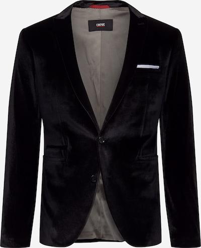CINQUE Veste de costume en noir, Vue avec produit
