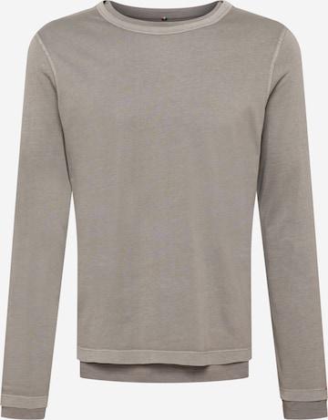 T-Shirt 'DUBLO' CINQUE en gris