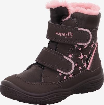 SUPERFIT Stiefel 'Crystal' in braun / rosa, Produktansicht
