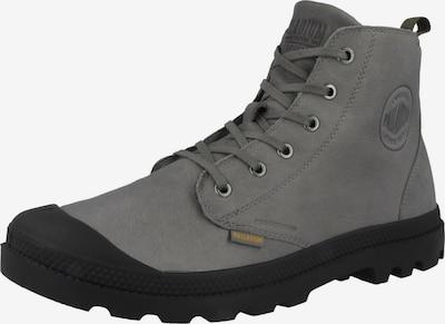 Palladium Boots in grau, Produktansicht