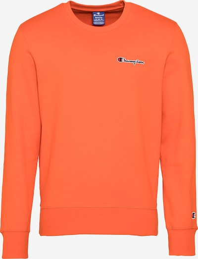 Champion Authentic Athletic Apparel Sweatshirt in mandarine, Produktansicht