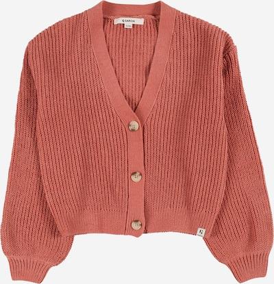 GARCIA Cardigan en rosé, Vue avec produit