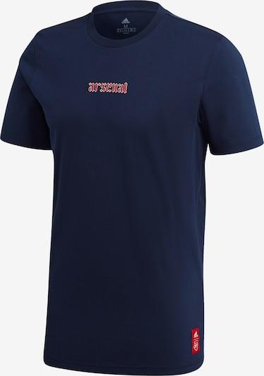 ADIDAS PERFORMANCE T-Shirt in dunkelblau, Produktansicht