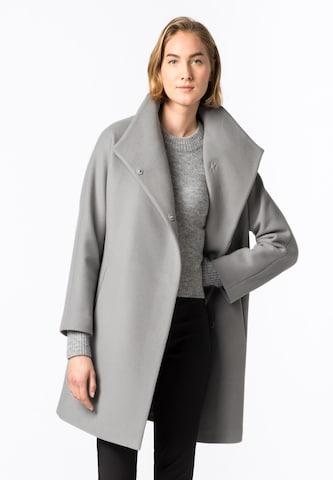 HALLHUBER Winter Coat in Grey