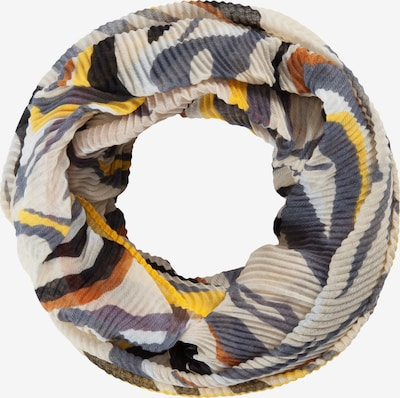 CODELLO Loop scarf 'SAFARI' in Beige / Mixed colours, Item view