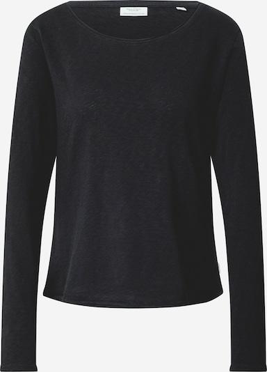 Marc O'Polo DENIM Shirt 'SLUB' in schwarz, Produktansicht