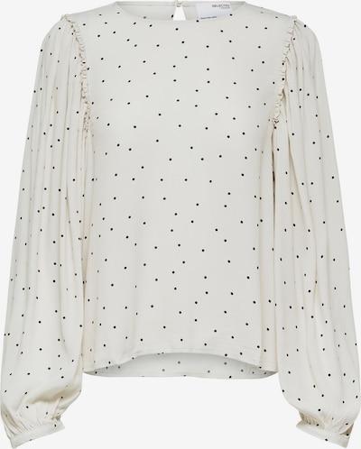 SELECTED FEMME Petite Hemd in schwarz / weiß, Produktansicht