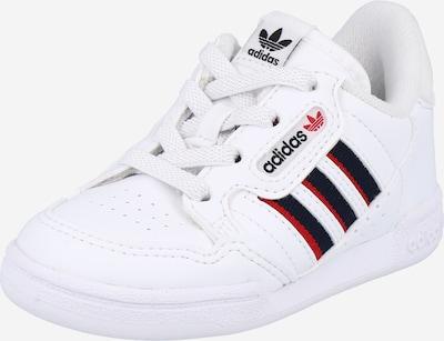 Sneaker 'CONTINENTAL 80' ADIDAS ORIGINALS di colore rosso / nero / bianco, Visualizzazione prodotti