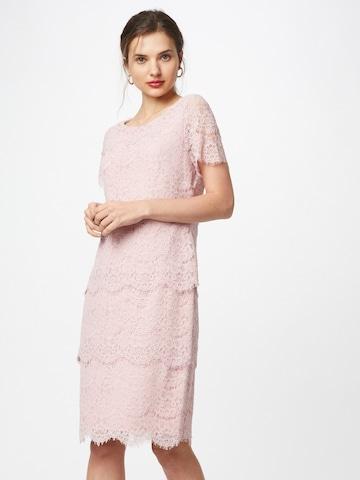 rozā Vera Mont Kokteiļkleita