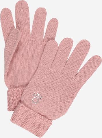 UNITED COLORS OF BENETTON Kindad, värv roosa