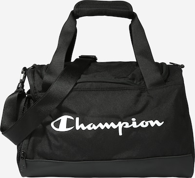 Champion Authentic Athletic Apparel Sportstaske i sort, Produktvisning