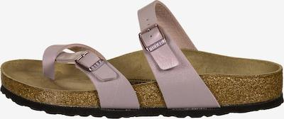 BIRKENSTOCK Pantolette 'Mayari' in mauve, Produktansicht
