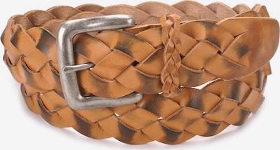 BA98 Ledergürtel in braun / cognac, Produktansicht