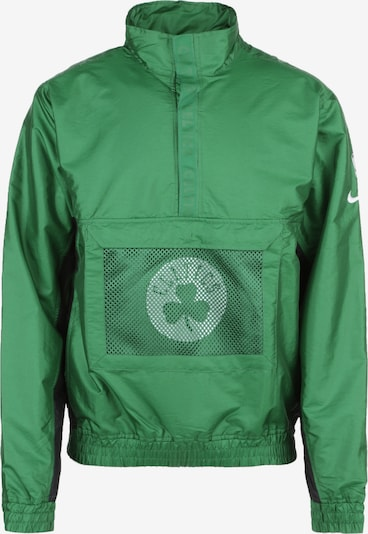 NIKE Boston Celtic Jacke in grasgrün, Produktansicht
