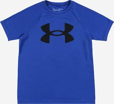 UNDER ARMOUR Sportshirt in dunkelblau / schwarz, Produktansicht