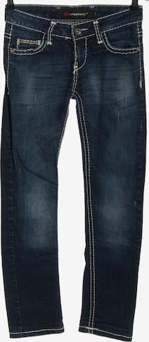 CIPO & BAXX Skinny Jeans in 27-28 x 32 in Blau