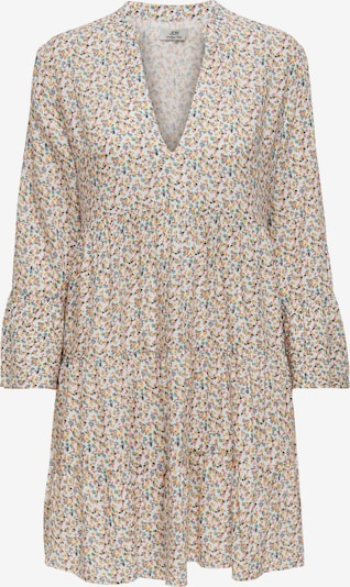 JDY Kleid 'TRAVIS' in mischfarben / naturweiß, Produktansicht
