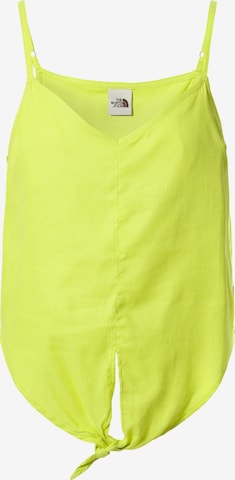 THE NORTH FACE Top 'HILLROSE' in Gelb