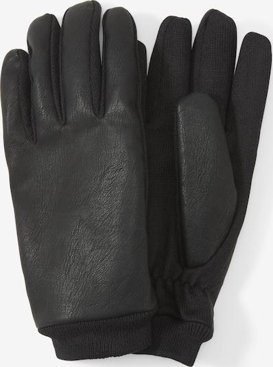 TOM TAILOR Vingerhandschoenen in de kleur Zwart, Productweergave