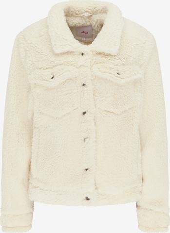 MYMO Winter Jacket in White