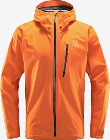 Haglöfs Jacke 'L.I.M' in Orange