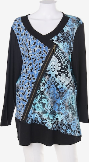 AMBRIA Top & Shirt in 4XL in Blue, Item view