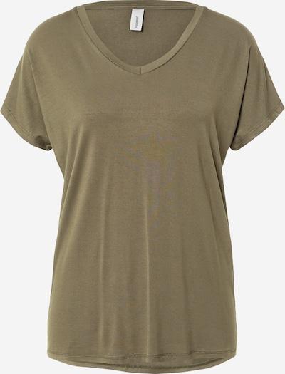 Soyaconcept T-Shirt 'MARICA' in khaki, Produktansicht
