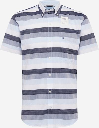 Camicia IZOD di colore blu / opale / bianco, Visualizzazione prodotti