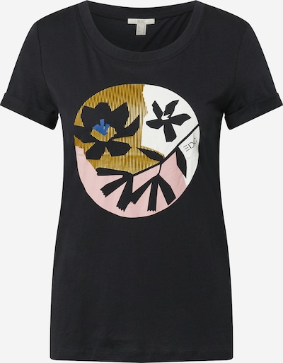 Marškinėliai iš EDC BY ESPRIT , spalva - geltona / rožių spalva / juoda / balta, Prekių apžvalga