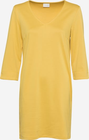 VILA Robe 'TINNY' en jaune, Vue avec produit