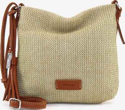 TAMARIS Bolso de hombro 'Claudia' en marrón rojizo / caqui, Vista del producto