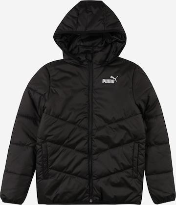 PUMA Between-Season Jacket in Black