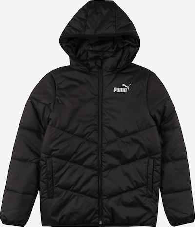 PUMA Between-Season Jacket in Light grey / Black, Item view