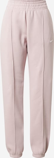 Nike Sportswear Панталон в шампанско / бяло, Преглед на продукта