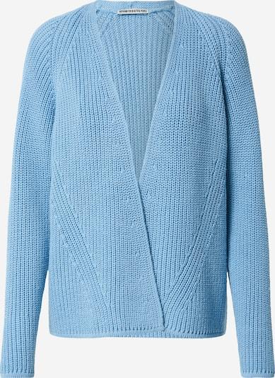DRYKORN Gebreid vest 'Drena' in de kleur Smoky blue, Productweergave
