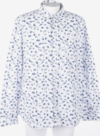 Gaastra Freizeithemd  in XXL in blau / weiß, Produktansicht