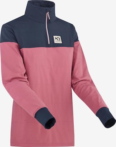 Kari Traa Funktionsshirt 'SIRI' in dunkelblau / pink, Produktansicht