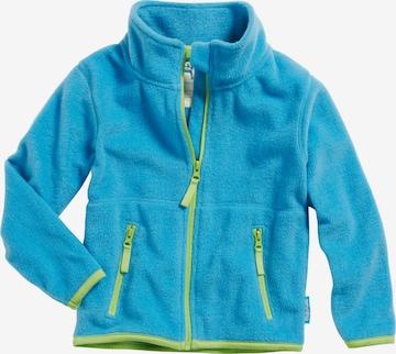 PLAYSHOES Fleece jacket in Blue