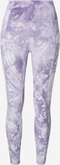 Marika Spodnie sportowe 'CYNDI' w kolorze liliowy / białym, Podgląd produktu