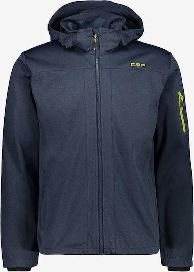 CMP Jacke 'Zip Hood' in blau, Produktansicht