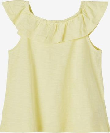 NAME IT Topp 'Verita', värv kollane