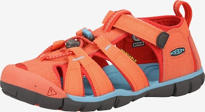KEEN Sandalen in hellblau / orange, Produktansicht