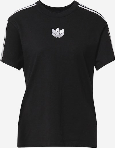 ADIDAS ORIGINALS Shirt in schwarz, Produktansicht