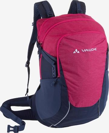 VAUDE Sports Backpack 'Tremalzo 18' in Purple