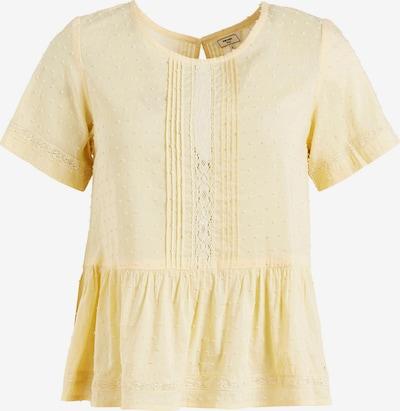 khujo Blouse ' Mika ' in de kleur Geel, Productweergave
